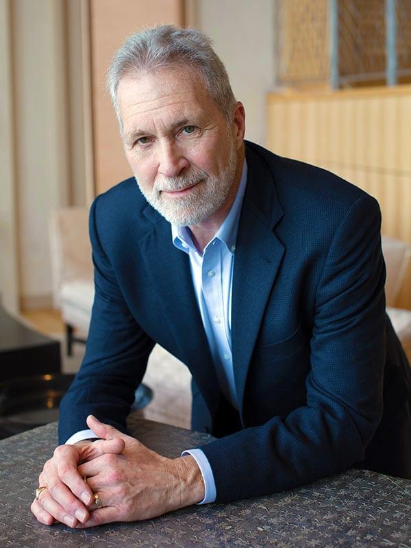 Gary F. Bengier Headshot