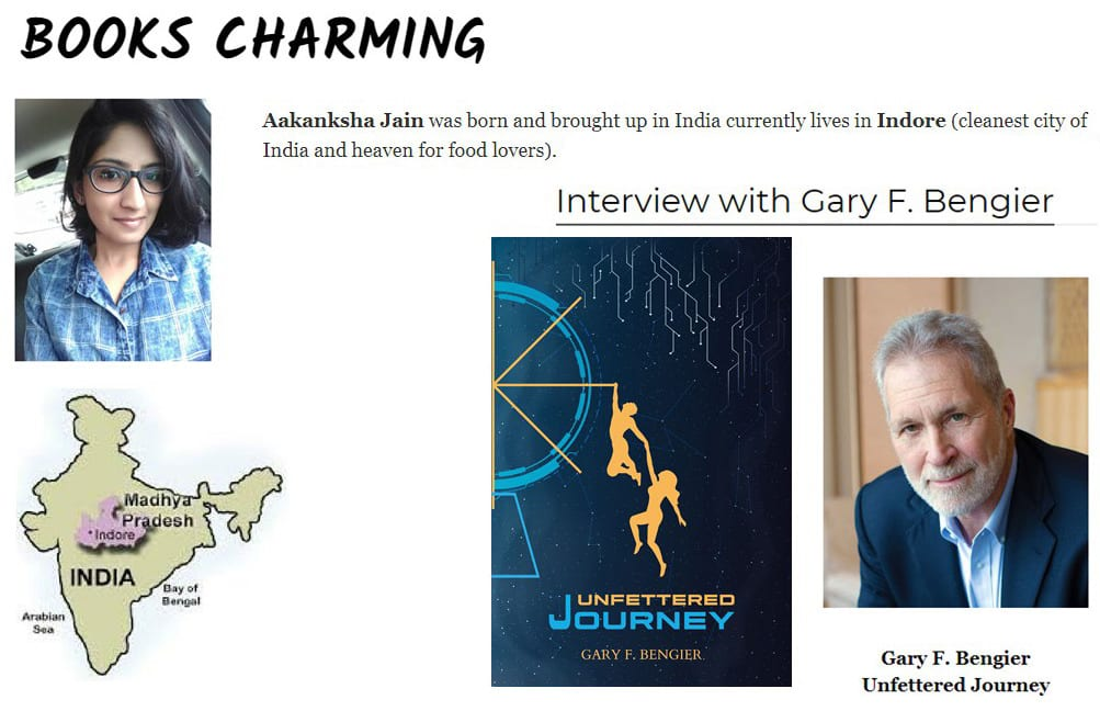 Books Charming Interview